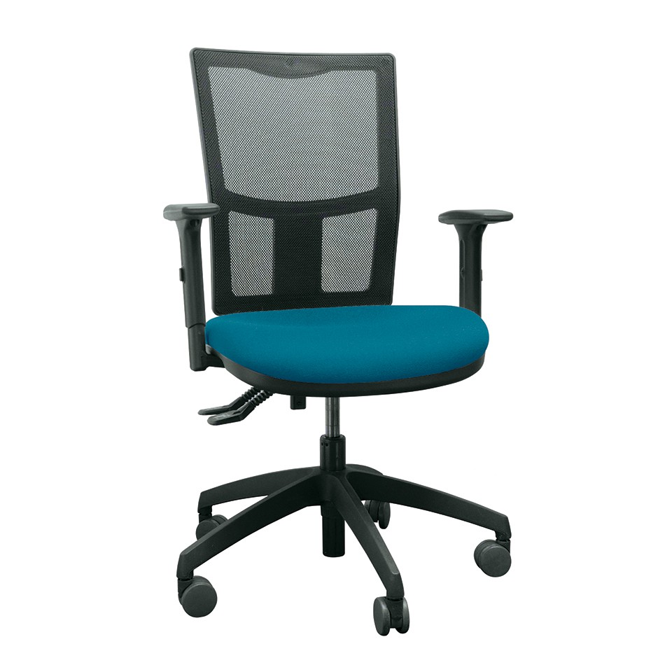 Beta Mesh Chair Height Adjustable Arms