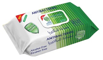 Antibacterial Wet Wipes (pk120)