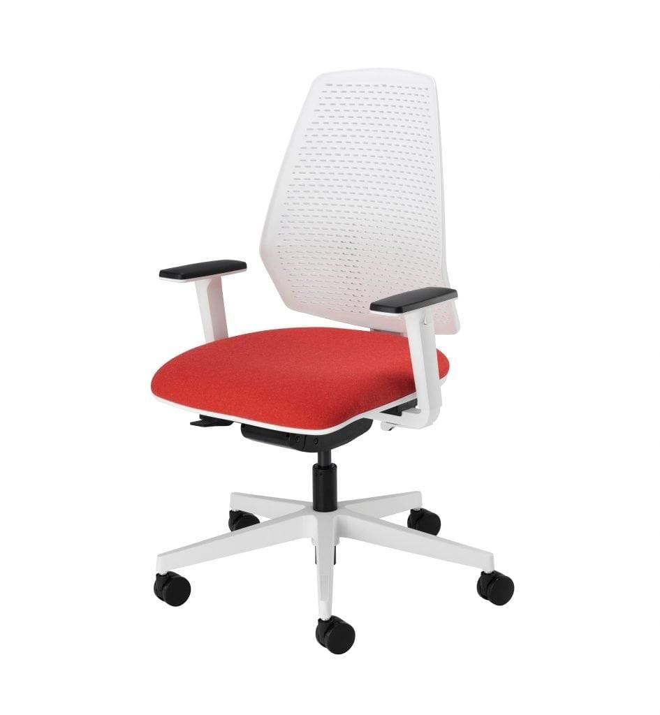 Mono  Premium Task Chair - Adjustable Arms Band 1 Faric