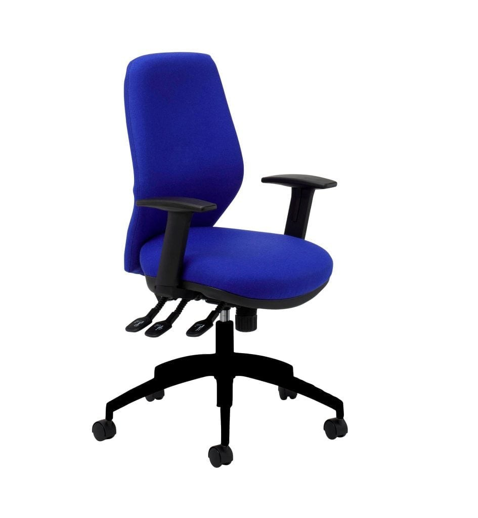 Sculpt  Task Chair Band 1 Fabric - Adjustable Arms