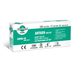 Panodyne Covid-19 Antigen (Swab) Rapid Lateral Flow Test Kit - Single Test Kit
