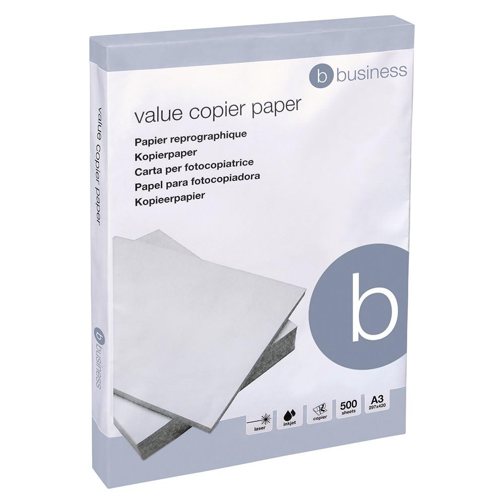 A3 80gsm White Multipurpose Photocopy Paper pk500