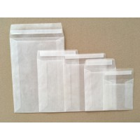 Image for 117mm x 89mm Glassine Peel and Seal Envelope Bags [Pack of 1000]