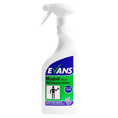 Evans Mystrol R.T.U. Multi Purpose Cleaner 750ml