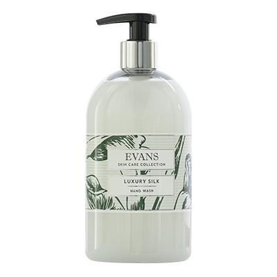 Evans Luxury Silk Hand Wash 500ml