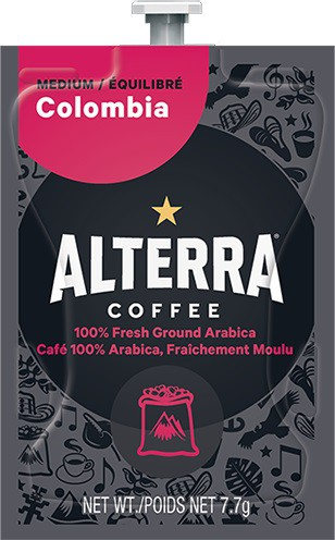 Alterra Coffee Columbia (PK100)