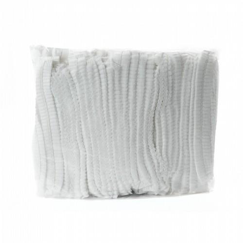 Mob Cap White Premium Pk1000