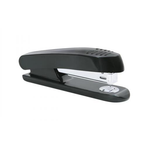 Normans Full Strip Plastic Stapler Black 56 26/6