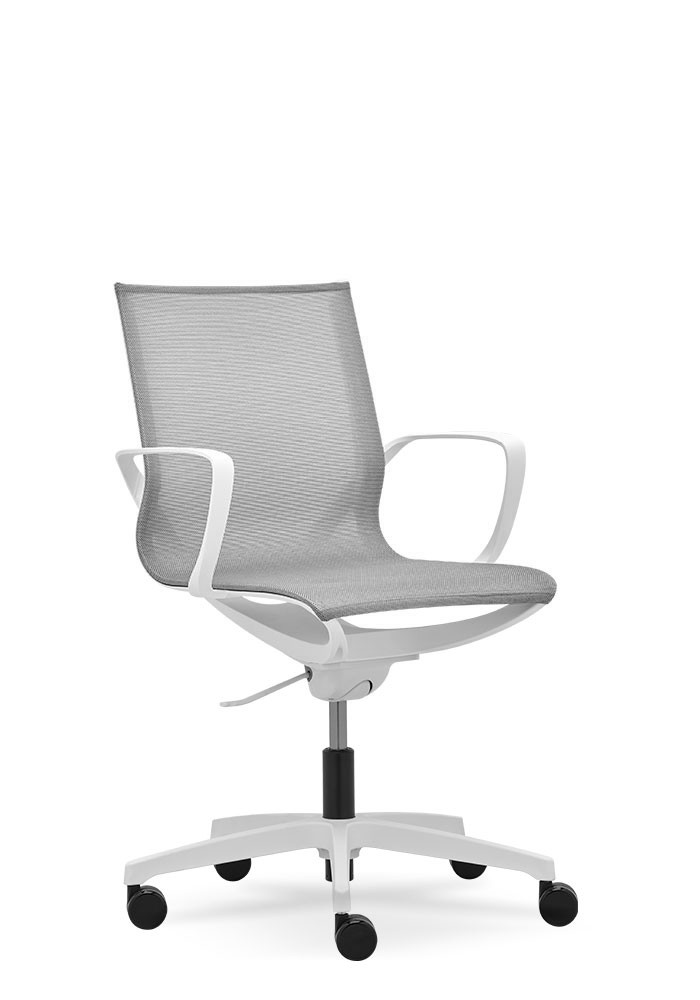 Zero G Operator Chair w Fixed Arms