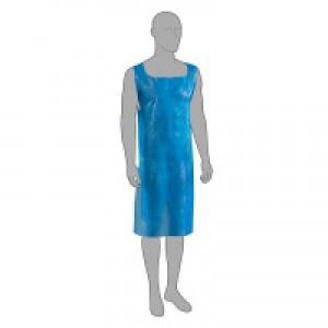Apron Polythene Roll Blue x 1000 (5 x 200)