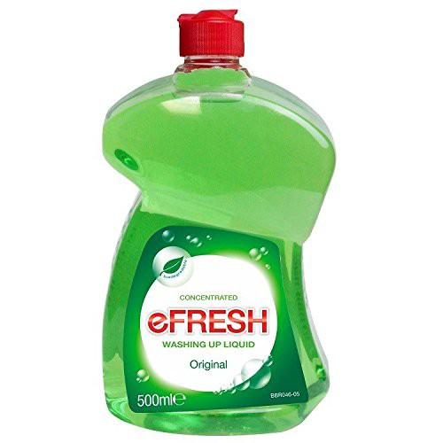 eFresh Original Washing Up Liquid 500ml