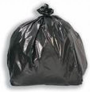 REFUSE BAGS 200PK BLACK 140G