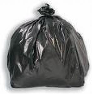 REFUSE BAGS 180G 200PK BLACK
