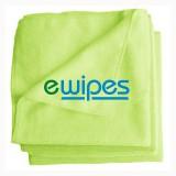 EWIPE MICROFIBRE CLOTHS 5PK GREEN