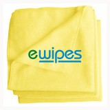EWIPE MICROFIBRE CLOTHS 5PK YELLOW