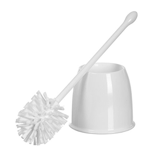 TOILET BRUSH AND BOWL SET