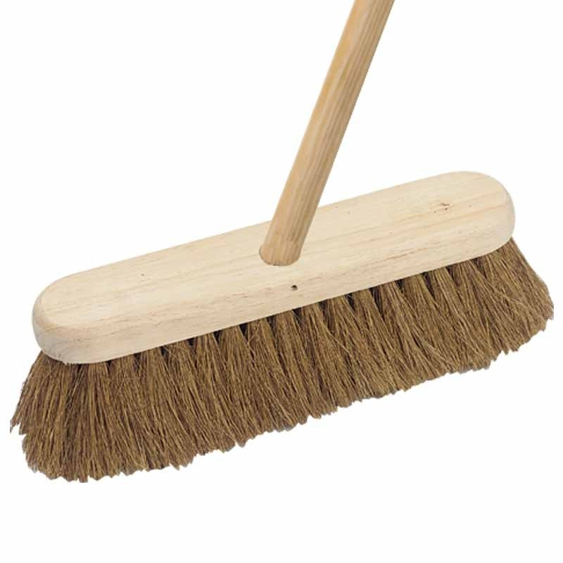 Wooden Broom Complete Soft 11