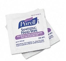 Purell Sanitizer Hand Wipes