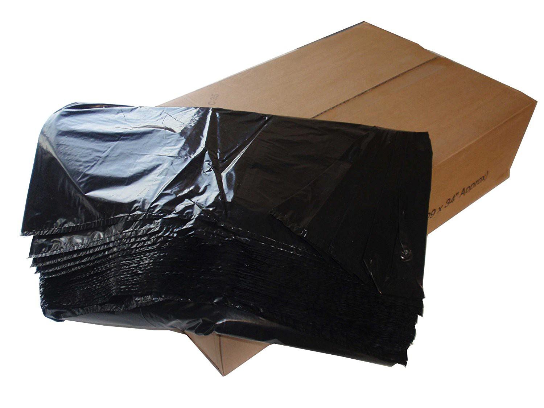 Classic Black Refuse Bags