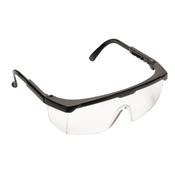 Safety Goggles Eco-Spec Wrap Around Adjust