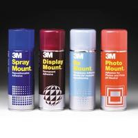 3M Displaymount Aerosol Adhesive 400ml DMOUNT