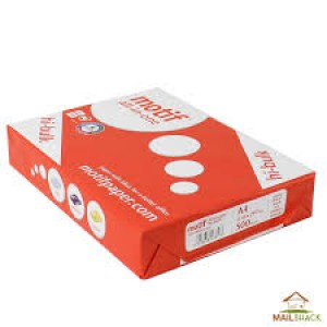 Value Copier Paper White A4 80gsm (500)