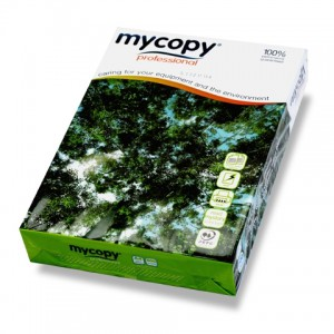 MyCopy Professional Paper Ream-Wrapped A4 White [5 x 500 Sheets] PEFC 100% Performance Guaranteed