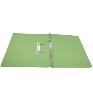 Rexel A4 Green Jiffex Files Pk50