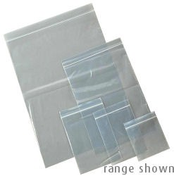 Gripseal Bags 160g 4.5x4.5in 1000s
