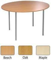 Jemini Circular Table 1200mm Beech