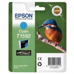 Epson T1592 Cyan Inkjet Cartridge
