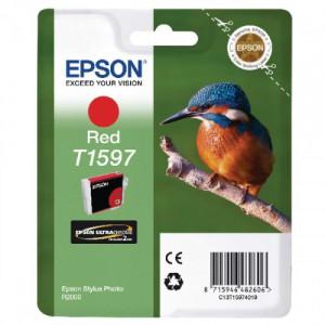 Epson T1597 Red Inkjet Cartridge