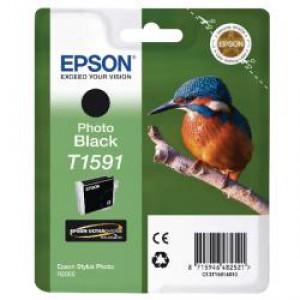 Epson T1591 Black Photo Ink Cartridge
