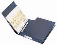 Bantex 4D-Ring Binder PVC A3 30mm Oblong Black 1268-10