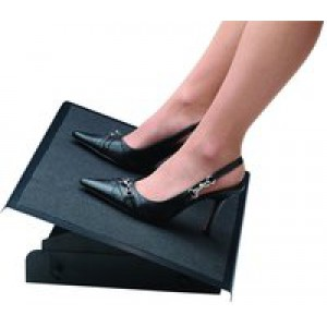 Fellowes Professional Series Heavy Duty Foot Support 8064101