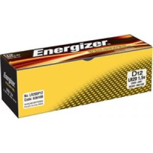 Energizer Industrial Battery C/LR14 Pack of 12 636107