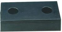 Heavy Duty Dock Bumper Rectangular Type 2-2 Hole 330104