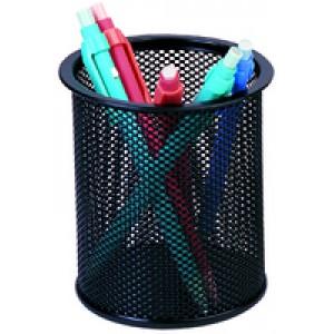 *Q-Connect Mesh Pen Pot Black KF00864