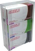 Shield Triple Glove Dispenser Clear Pack of 2 GE/TGD