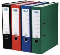 Elba Board Lever Arch File A4 Green B1045714