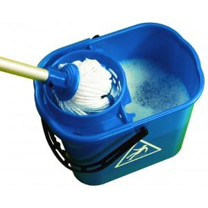 Blue 15L Mop Bucket Wringer 102946BU