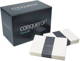 Conqueror Wove Diamond C5 Envelope FSC4 162X229mm Sup/Seal Bnd 50 Box250
