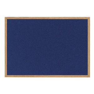 Bi-Office Earth-It Board Blue 900x600