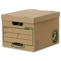 Fellowes Bankers Box Earth Series Heavy Duty Storage Box 4479901
