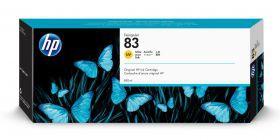 HP 83 Yellow UV Inkjet Cartridge C4943A