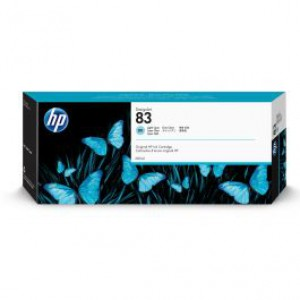 HP 83 Light Cyan UV Cartridge C4944A
