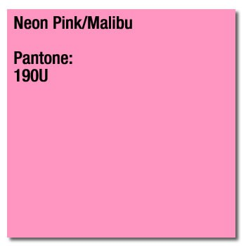 Coloraction Tinted Paper Neon Pink (Malibu) FSC4 A4 210X297mm 80Gm2 Pack 500