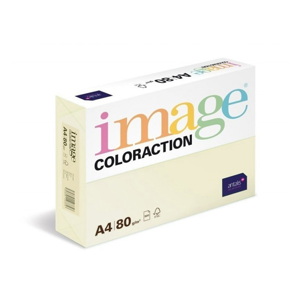 Coloraction Pale Ivory Atoll S1 80gPk500