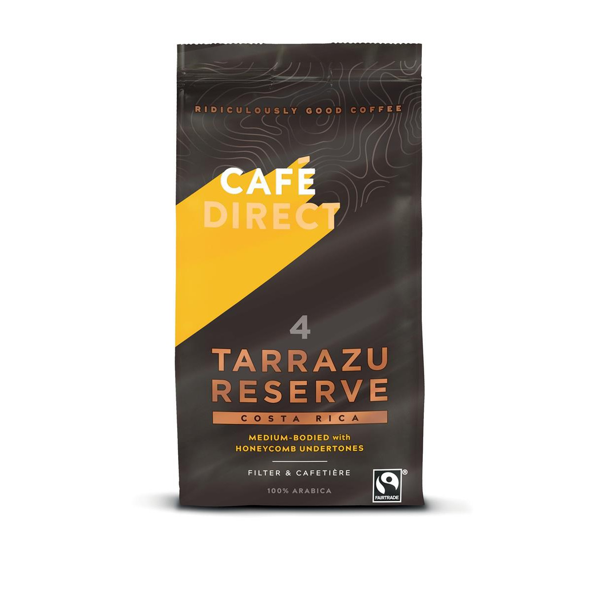 Cafe Direct Tarrazu Costa Rican Filter Coffee 227g Ref FCR0024 CDQ4