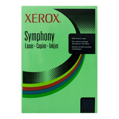 Xerox Symphony Copier Paper Dark Green